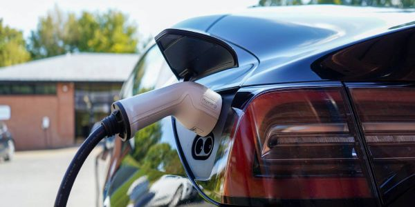 Electric vehicles (EVs) have large lithium-ion batteries that store direct current (DC) and...