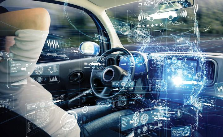 Distracted driving is a serious issue, and ironically, some built-in safety notifications can interfere with a driver's focus. Butrecent tech developments are here to help you stay on top of safety and vehicle settings. - Photo: GETTYIMAGES/metamorworks