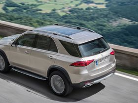 Mercedes Recalls 2020 GLE Models for Missing Manuals
