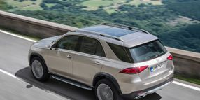 New Possibilities with the A-Class Sedan and GLE SUV