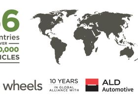The Wheels | ALD Automotive Global Alliance: Marking 10 Years of Continued Coverage, Culture & Control