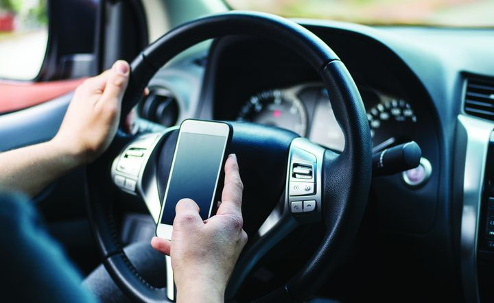 Distracted driving is a major contributor to the high number of road fatalities.The prevention of this behavior is elemental to any sound fleet safety policy.  - Photo via Getty Images.