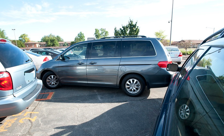 The introduction of having backup camera's being implemented in all new vehicles beginning with the 2018 model year has seeked to curb this problem. However, the issue is still ubiquitous, especially in parking situations.  - Photo courtesy of State Farm via flickr.com