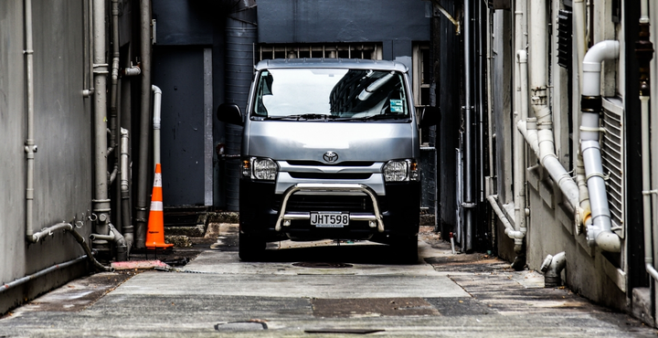 A one-vehicle selector is a strategy that some fleets can implement, the idea is to leverage the single-vehicle fleet spend with a manufacturer for volume-based savings.  - Photo via Unsplash.