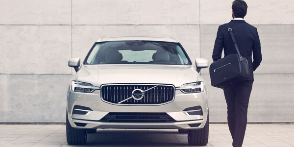 The new fleet team at Volvo Car USA has 80 years of combined experience.