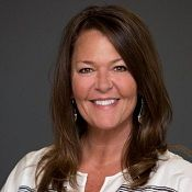 Sherry Calkins, vice president, Strategic Partners for Geotab.  -