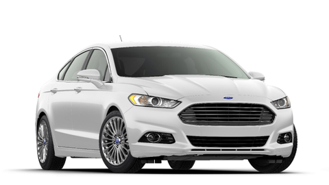 The Ford Fusion topped the volume list of cars in the fleet sedan market during the third...