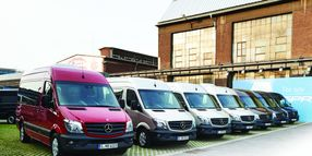 Sprinter Puts Safety in the Driver's Seat