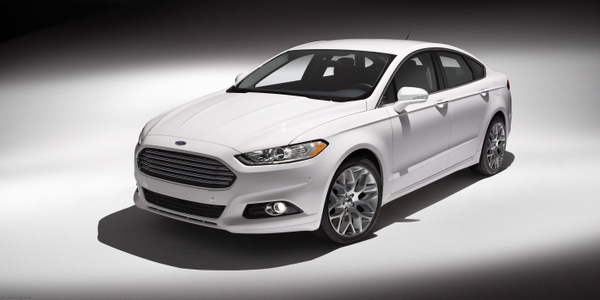 The new Fusion helps broaden the selection of fuel-efficient powertrains in the mid-size car...