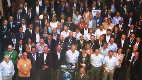 2013 Global Fleet Management Conference.