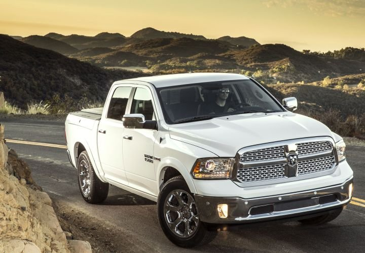 2014 RAM 1500 Features New 3.0L V-6 EcoDiesel