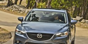 The All-New 2014 Mazda6 and CX5