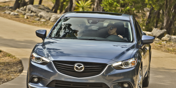 AF Managing Editor Lauren Fletcher was among the journalists who put the new Mazda6 through the...