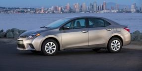 Toyota Corolla Gets Expressive New Design for 2014-MY