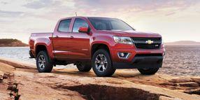 GM Seeks to Revitalize Mid-Size Pickup Market