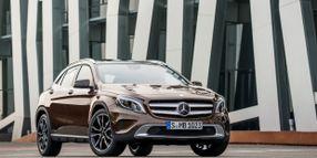 2015 Mercedes-Benz Vehicle Showcase