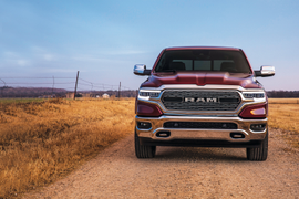 A Closer Look at the 2019 Ram 1500