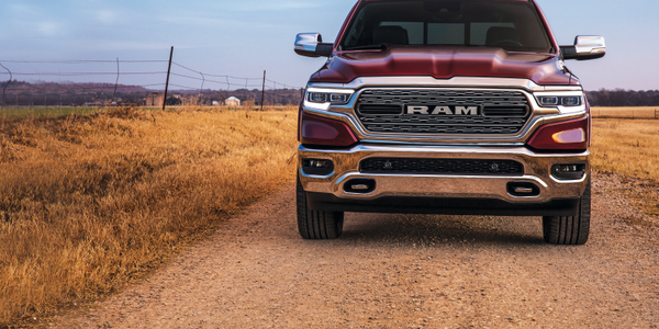 Photo of the 2019 Ram 1500 courtesy of FCA.
