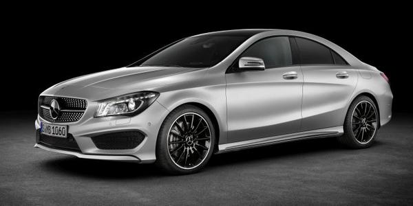 Photo courtesy of Mercedes-Benz.