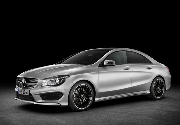 Mercedes-Benz Showcase: 2014 CLA-Class