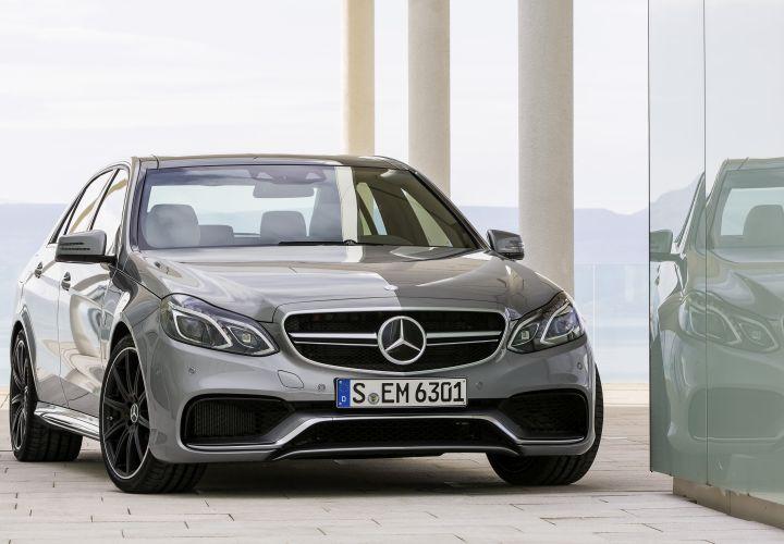 Mercedes-Benz Showcase: 2014 E-Class