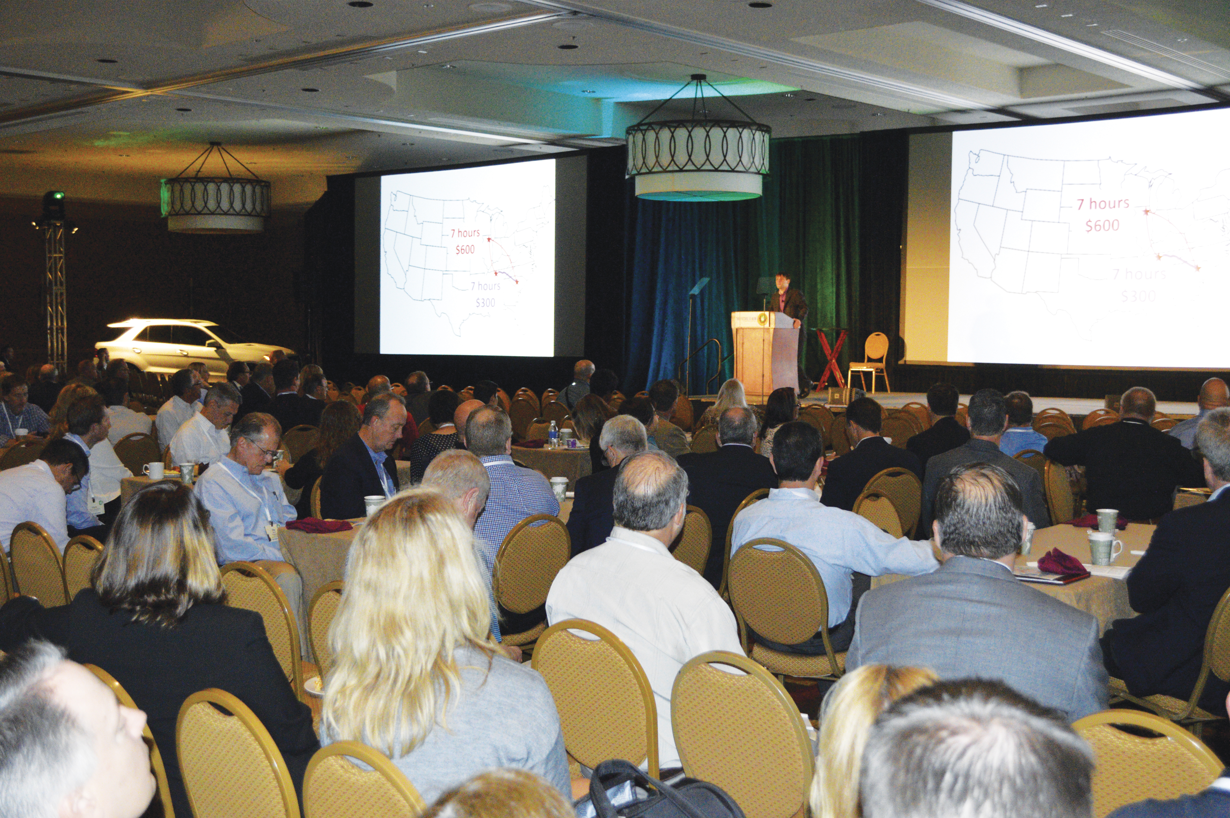 2015 AFLA Conference Looked to the Future