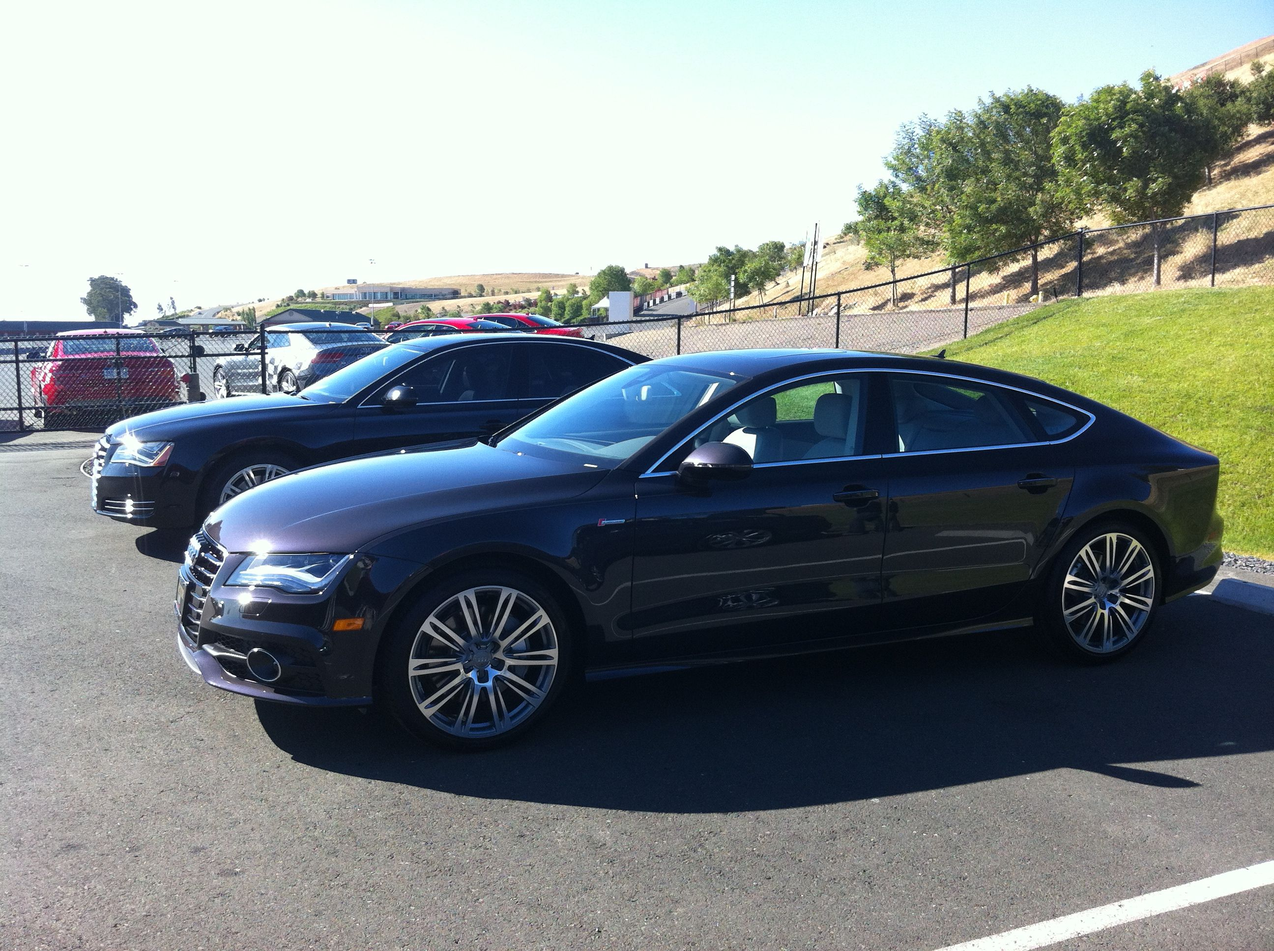 Audi of America Holds 2013-MY Fleet Preview
