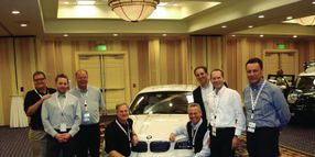 BMW North America Holds First-Ever Fleet Preview