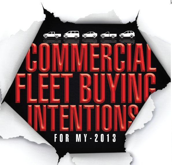 Commercial Fleet Buying Intentions for MY-2013