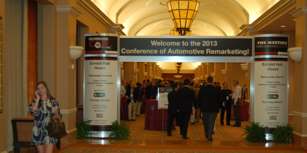 More than 650 remarketing professionals attended this year's conference at Caesars Palace Casino...