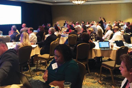 NETS Benchmark Conference Attracts Record Attendance