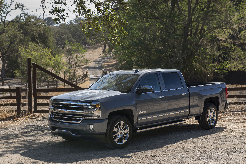 GM's Chevrolet 2017-MY Fleet-Only Options