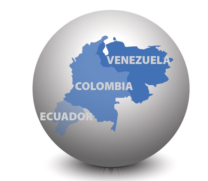 Lower Commodity Prices Impact GDP for Venezuela, Ecuador, & Colombia