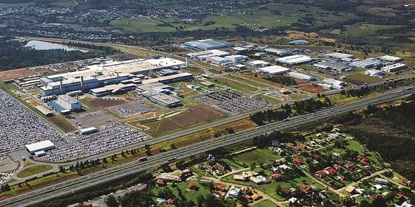 The General Motors Gravataí facility, officially known as Complexo Industrial Automotivo de...