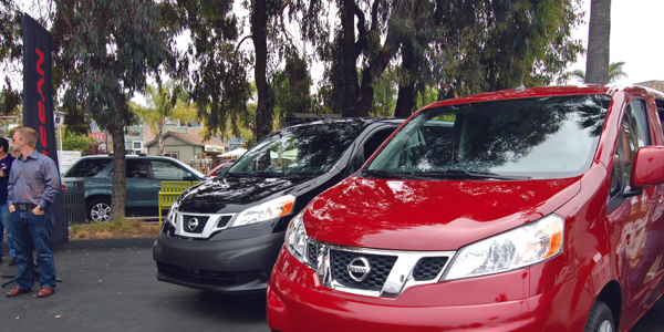 The all-new 2013 Nissan NV200 is ushering in a new era of fuel-efficient and versatile small...