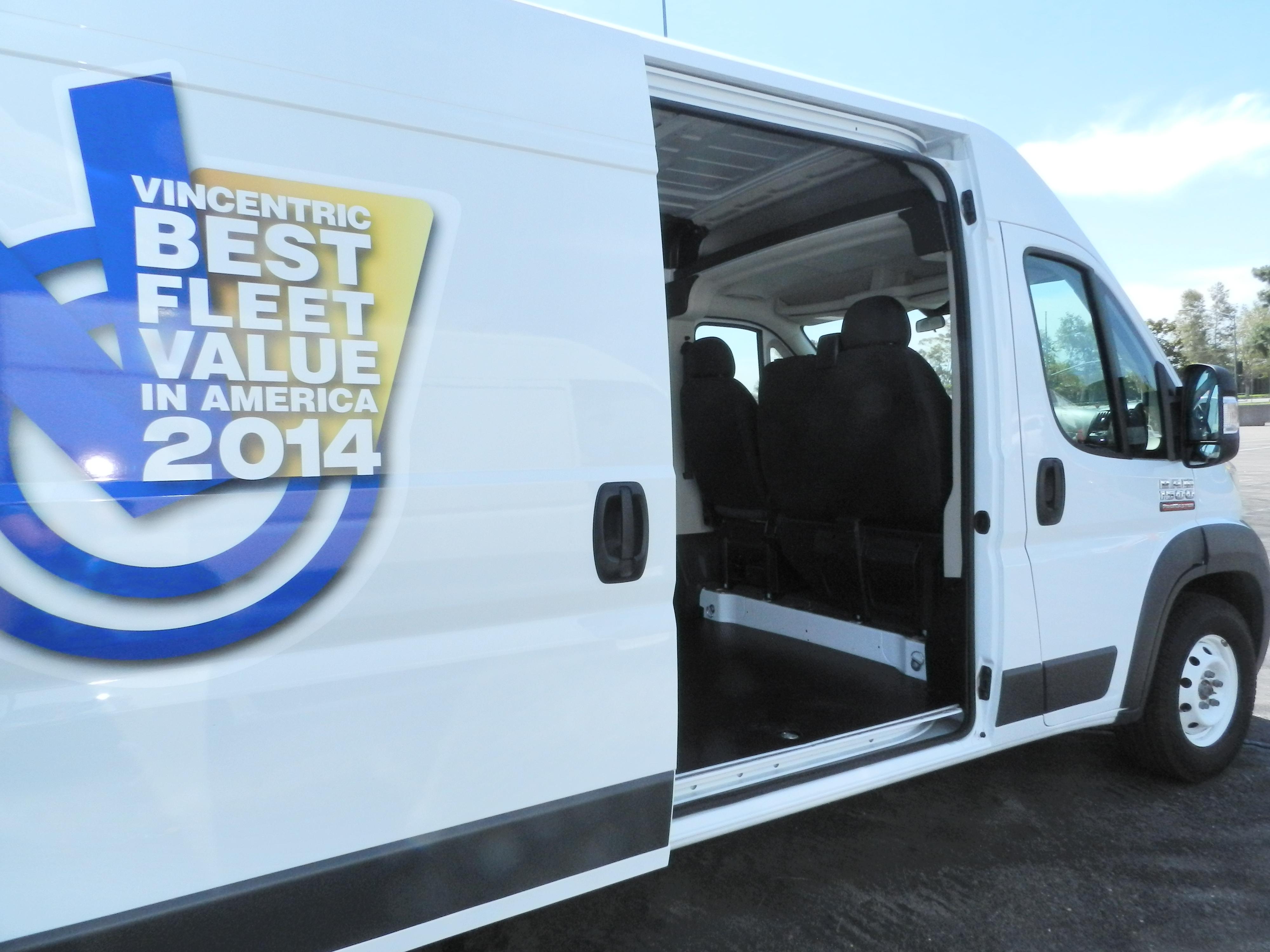 Chrysler 2015-MY Fleet Preview