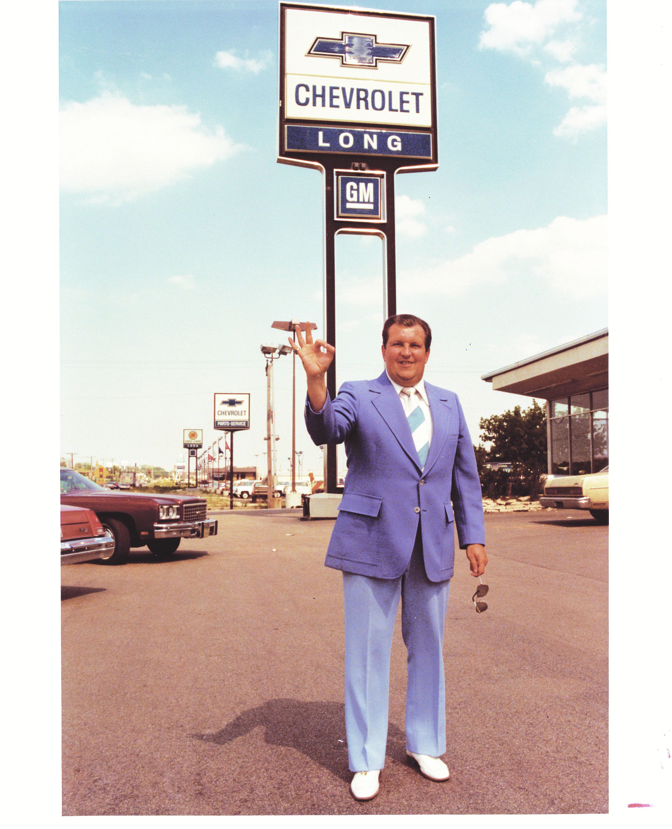 Long Chevrolet: A Founding Fleet Dealer