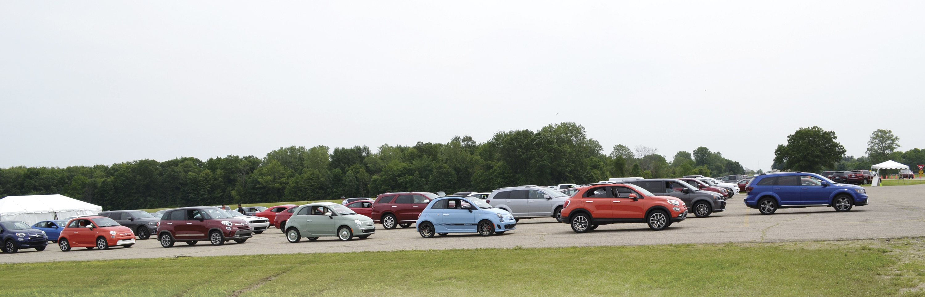 FCA Updates Lineup for 2016