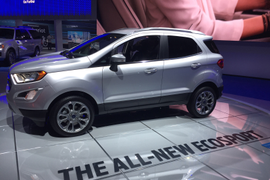2016 L.A. Auto Show: SUVs, Electrification, Mobility