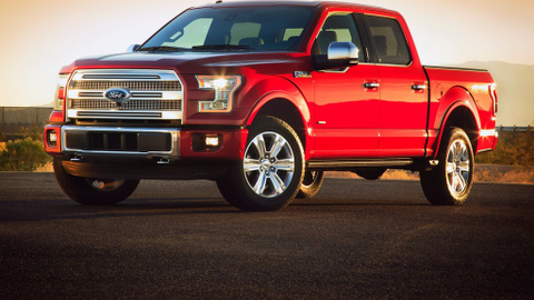 The total light-duty truck market (which includes vehicles such as the Ford F-150) depreciated...