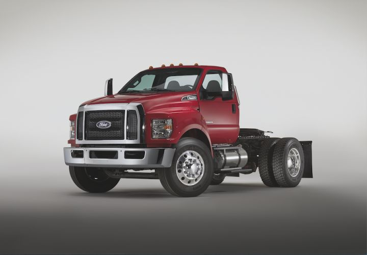 Ford's 2017-MY Fleet-Only Options