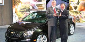 Fleet Car of the Year: 2015 Chevrolet Cruze
