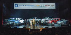 GM Previews 2016-MY Fleet Vehicles