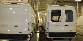 The Complex Efficiency of Assembling Ford's Transit Van