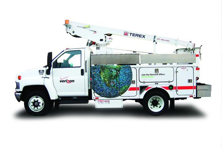 Verizon Continues to Expand its Green Fleet