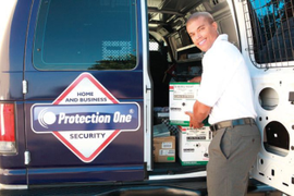 Protection One Reduces Accidents and Lowers Preventable Accident Claim Costs