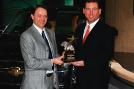 2010 Chevrolet Silverado Repeats Fleet Truck of the Year Award