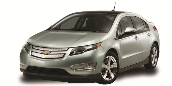 The Chevrolet Volt is the first model GE will acquire as part of its commitment to acquire...