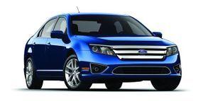 2011 Ford Fusion/Fusion Hybrid Named Fleet Car of the Year
