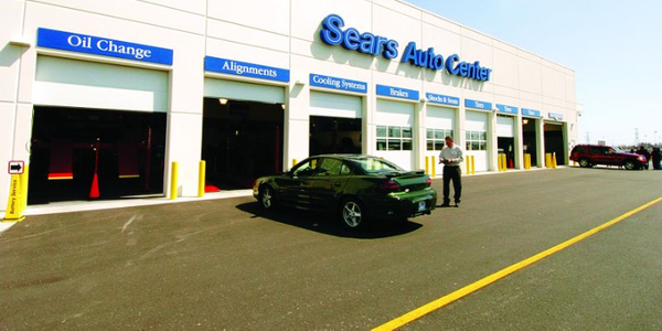 Sears Automotive Enhances its Commercial Business